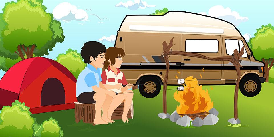 Consigli per ottimi cibi da campeggio