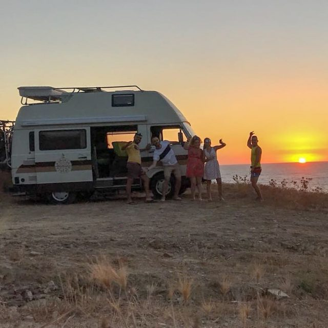 Longer days and beautiful sunsets Breathe Freedom in Sardinia @yepcampers #breathefreedom #vanlifers #vanitaly #vanlife #sardinia #campertrip #campervanhire #camperlife #van #visitsardinia #yepCampers #westfaliavanagon #westfaliavan #westfaliacamper #camperhire #sardiniatrip #sardiniavantrip #wohnmobil #wohnmobilsardinien #wohnmobilmieten #sardinien